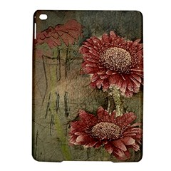 Flowers Plant Red Drawing Art Ipad Air 2 Hardshell Cases