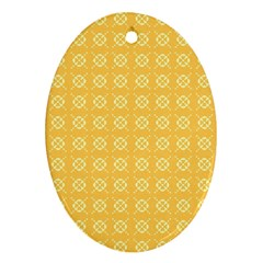 Pattern Background Texture Ornament (oval)
