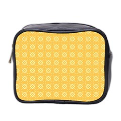 Pattern Background Texture Mini Toiletries Bag 2-Side