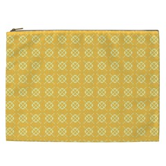 Pattern Background Texture Cosmetic Bag (xxl)