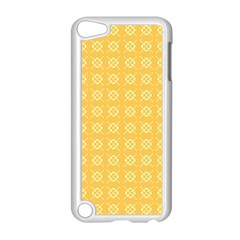 Pattern Background Texture Apple Ipod Touch 5 Case (white)
