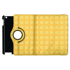 Pattern Background Texture Apple iPad 3/4 Flip 360 Case