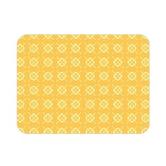 Pattern Background Texture Double Sided Flano Blanket (mini)
