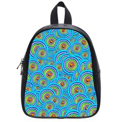 Digital Art Circle About Colorful School Bags (small)