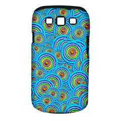 Digital Art Circle About Colorful Samsung Galaxy S III Classic Hardshell Case (PC+Silicone)
