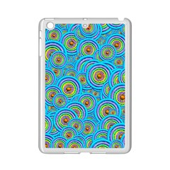 Digital Art Circle About Colorful Ipad Mini 2 Enamel Coated Cases