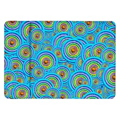 Digital Art Circle About Colorful Samsung Galaxy Tab 8 9  P7300 Flip Case