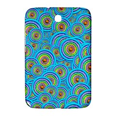 Digital Art Circle About Colorful Samsung Galaxy Note 8 0 N5100 Hardshell Case