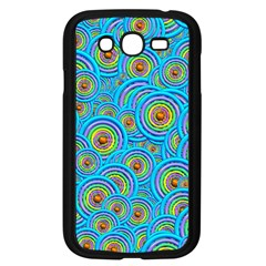 Digital Art Circle About Colorful Samsung Galaxy Grand DUOS I9082 Case (Black)
