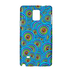 Digital Art Circle About Colorful Samsung Galaxy Note 4 Hardshell Case