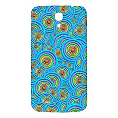 Digital Art Circle About Colorful Samsung Galaxy Mega I9200 Hardshell Back Case