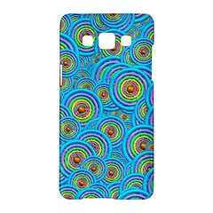 Digital Art Circle About Colorful Samsung Galaxy A5 Hardshell Case