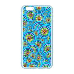 Digital Art Circle About Colorful Apple Seamless iPhone 6/6S Case (Color)