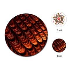 Fractal Mathematics Frax Playing Cards (Round)