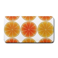 Orange Discs Orange Slices Fruit Medium Bar Mats