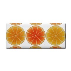Orange Discs Orange Slices Fruit Cosmetic Storage Cases