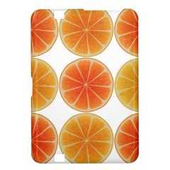 Orange Discs Orange Slices Fruit Kindle Fire HD 8.9