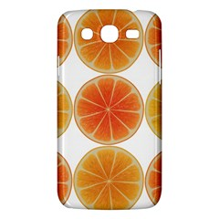Orange Discs Orange Slices Fruit Samsung Galaxy Mega 5 8 I9152 Hardshell Case