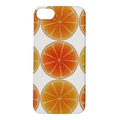 Orange Discs Orange Slices Fruit Apple Iphone 5s/ Se Hardshell Case