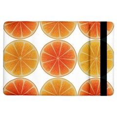 Orange Discs Orange Slices Fruit Ipad Air Flip