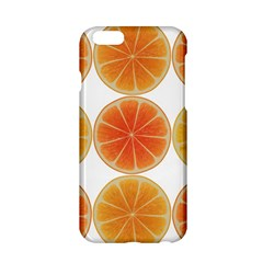 Orange Discs Orange Slices Fruit Apple Iphone 6/6s Hardshell Case