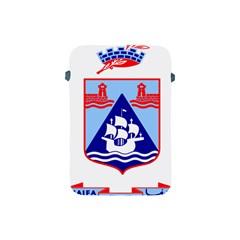 Haifa Coat of Arms  Apple iPad Mini Protective Soft Cases