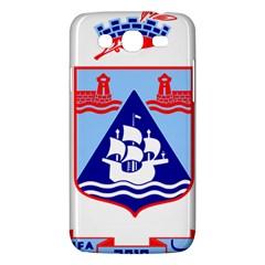 Haifa Coat of Arms  Samsung Galaxy Mega 5.8 I9152 Hardshell Case