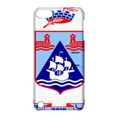 Haifa Coat of Arms  Apple iPod Touch 5 Hardshell Case with Stand