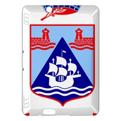 Haifa Coat of Arms  Kindle Fire HDX Hardshell Case