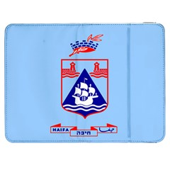 Flag of Haifa Samsung Galaxy Tab 7  P1000 Flip Case