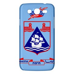 Flag of Haifa Samsung Galaxy Mega 5.8 I9152 Hardshell Case
