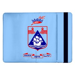 Flag of Haifa Samsung Galaxy Tab Pro 12.2  Flip Case