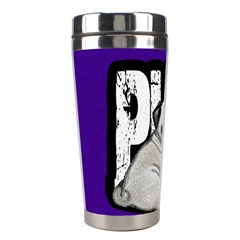 Pug Stainless Steel Travel Tumblers
