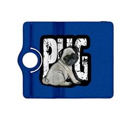 Pug Kindle Fire HDX 8.9  Flip 360 Case