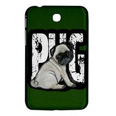 Pug Samsung Galaxy Tab 3 (7 ) P3200 Hardshell Case
