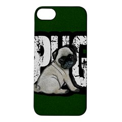 Pug Apple iPhone 5S/ SE Hardshell Case
