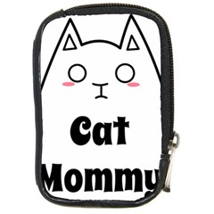 Love My Cat Mommy Compact Camera Cases
