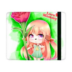 Happy Mother s Day Furry Girl Samsung Galaxy Tab Pro 8.4  Flip Case
