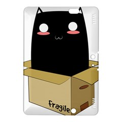 Black Cat in a Box Kindle Fire HDX 8.9  Hardshell Case