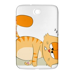 Even Cat Hates Monday Samsung Galaxy Note 8.0 N5100 Hardshell Case