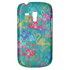 Flamingo pattern Galaxy S3 Mini