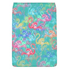 Flamingo pattern Flap Covers (L)