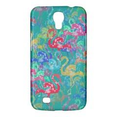 Flamingo pattern Samsung Galaxy Mega 6.3  I9200 Hardshell Case