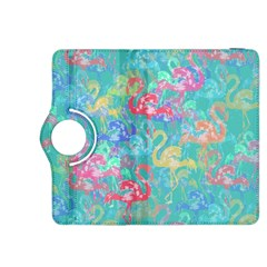 Flamingo pattern Kindle Fire HDX 8.9  Flip 360 Case