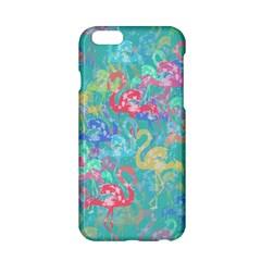 Flamingo pattern Apple iPhone 6/6S Hardshell Case