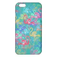 Flamingo pattern iPhone 6 Plus/6S Plus TPU Case
