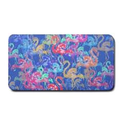 Flamingo pattern Medium Bar Mats