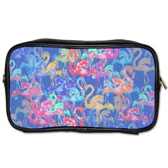 Flamingo pattern Toiletries Bags