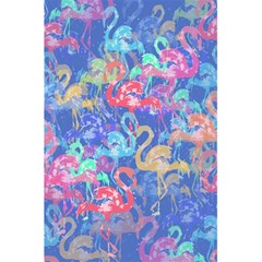 Flamingo pattern 5.5  x 8.5  Notebooks