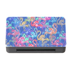 Flamingo pattern Memory Card Reader with CF